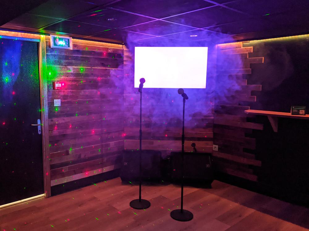 Kaboom Karaoke Box Annecy