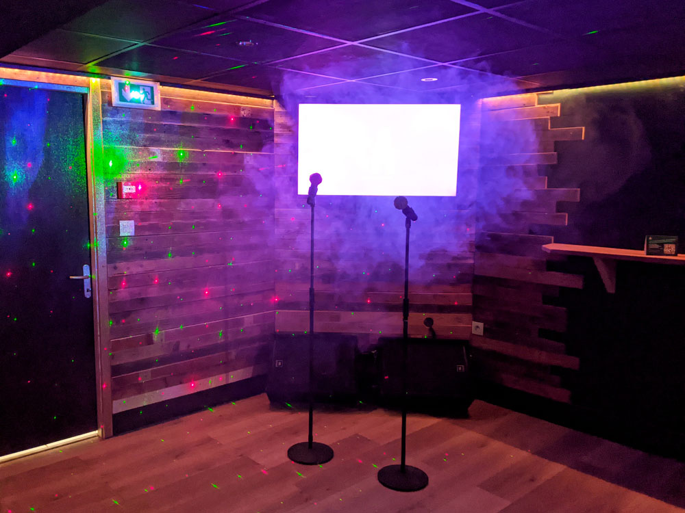 Kaboom! Karaoke Box Annecy